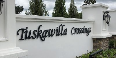 Tuskawilla Entry 3